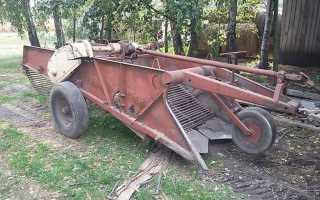 Модели картофелекопалок и картофелеуборочных комбайнов для трактора МТЗ