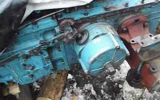 Тормоза МТЗ 82(80): устройство, регулировка и ремонт