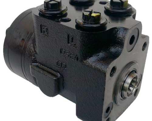 Насос дозатор в составе гидрообъёмного рулевого управления ГОРУ трактора МТЗ 80(82)