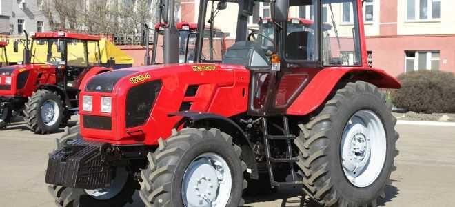 Трактор Беларус МТЗ 1025 его технические характеристики и модификации