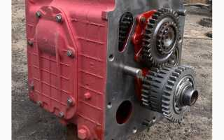 КПП МТЗ 82: устройство, схема и ремонт коробки передач