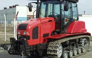 Модельный ряд гусеничных тракторов МТЗ Беларус