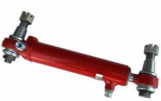 Виды и марки рулевых гидроцилиндров для МТЗ 82(80)
