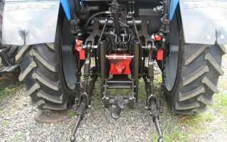 Задняя навеска МТЗ 82(80): устройство, регулировка и ремонт