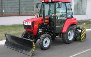 Технические характеристики трактора Беларус МТЗ 422