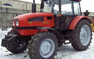 Технические характеристики и особенности трактора Беларус МТЗ 922