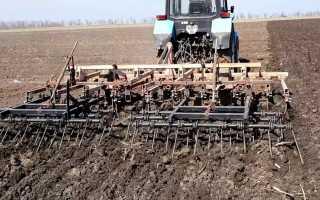 Проведение и виды культивации почвы