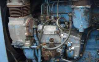 Компрессор трактора МТЗ 82(80) устройство и характеристики