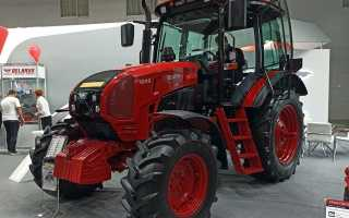 Особенности и характеристики трактора Беларус МТЗ 1222, его новая версия