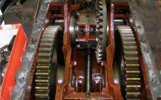 Устройство заднего моста МТЗ 82(80): схема, ремонт, регулировки