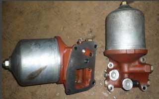 Центрифуга трактора МТЗ 82(80): устройство, разборка, обслуживание и регулировка