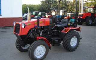 Технические характеристики и особенности трактора Беларус МТЗ 311