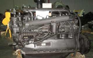 Двигатели трактора Беларус МТЗ 1221
