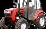 Обзор и технические характеристики трактора Беларус МТЗ 622