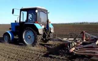Навесные и прицепные культиваторы для трактора Беларус МТЗ 80(82)