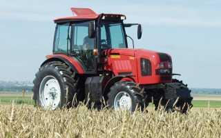 Технические характеристики всех систем трактора МТЗ 2022 и его модификаций.