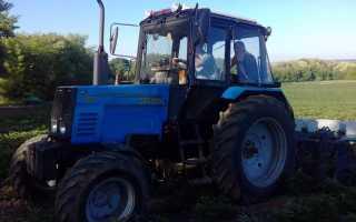 Технические характеристики трактора Беларус МТЗ 892