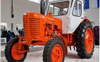 Трактор Беларус МТЗ-50(52) технические характеристики и особенности