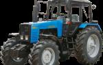 Обзор трактора МТЗ 1221, технические характеристики