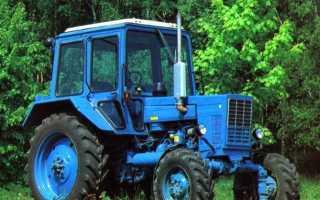 Технические характеристики трактора Беларус МТЗ 100, МТЗ 102 отличия от МТЗ 82