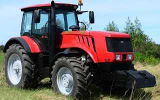 Особенности устройства и технические характеристики трактора Беларус МТЗ 3022