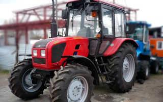 Трактор МТЗ 92 П технические характеристики и конструктивные особенности