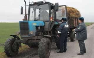 Категории прав трактористов-машинистов России, Беларуси и Украины