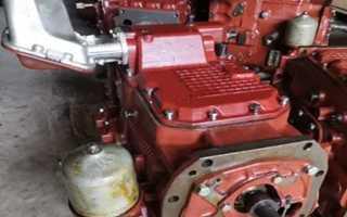 Коробка переключения передач трактора МТЗ 1221: устройство и детализация, схема переключения