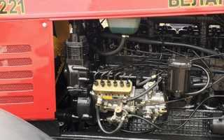 Топливная система трактора МТЗ 1221, марки узлов и параметры регулировки