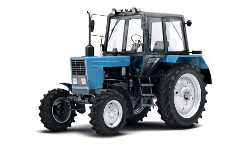 Трактор МТЗ-82 выпускается на Минском тракторном заводе