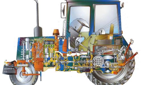 Во всех тракторных двигателях МТЗ имеется съемная головка