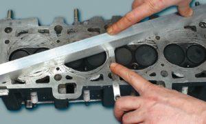 Подготовка стягиваемой поверхности блока и головки