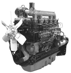 двигатель Д-260.1S2