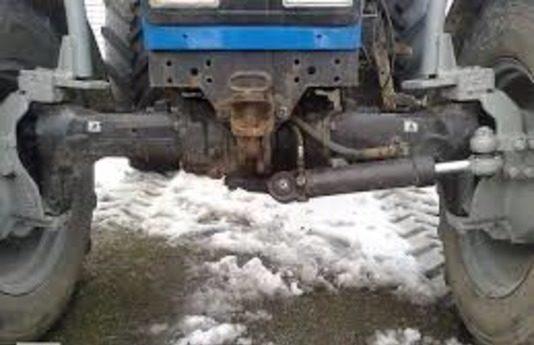 Передние колёса МТЗ