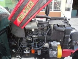двигатель МТЗ 622