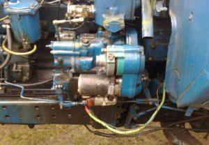 Двигатель ПД 10