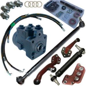 Комплект деталей и узлов для установки дозатора