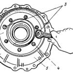 Крышка корпуса колёсного редуктора ПВМ МТЗ