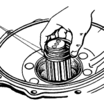 регулировочные кольца зазора в подшипниках