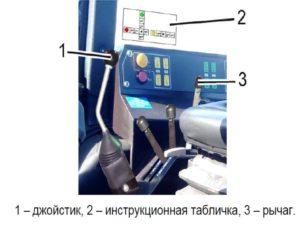 Управление гидравликой МТЗ 920.6