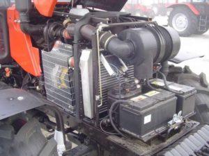 Двигатель МТЗ 920.3