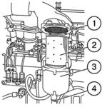 фильтры топлива мтз