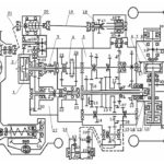 схема трансмиссии МТЗ 82