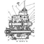 Устройство КПП МТЗ 82(80)