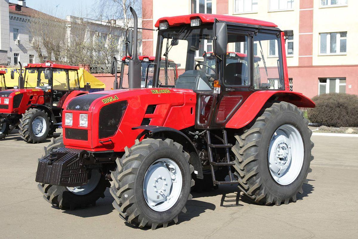 трактор беларус 1025