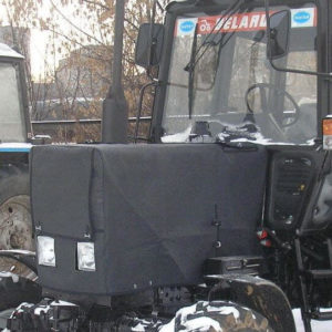 утеплитель мотора на мтз 82