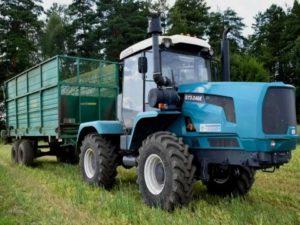 Колёсный трактор БТЗ-246К
