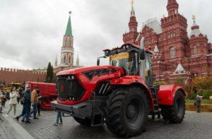 Трактор К-7М