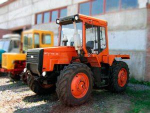Трактор ЛТЗ Т-155.4