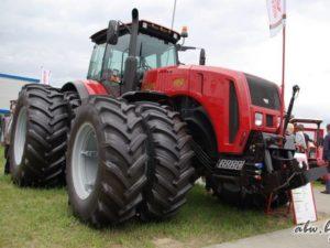 Трактор МТЗ-3525